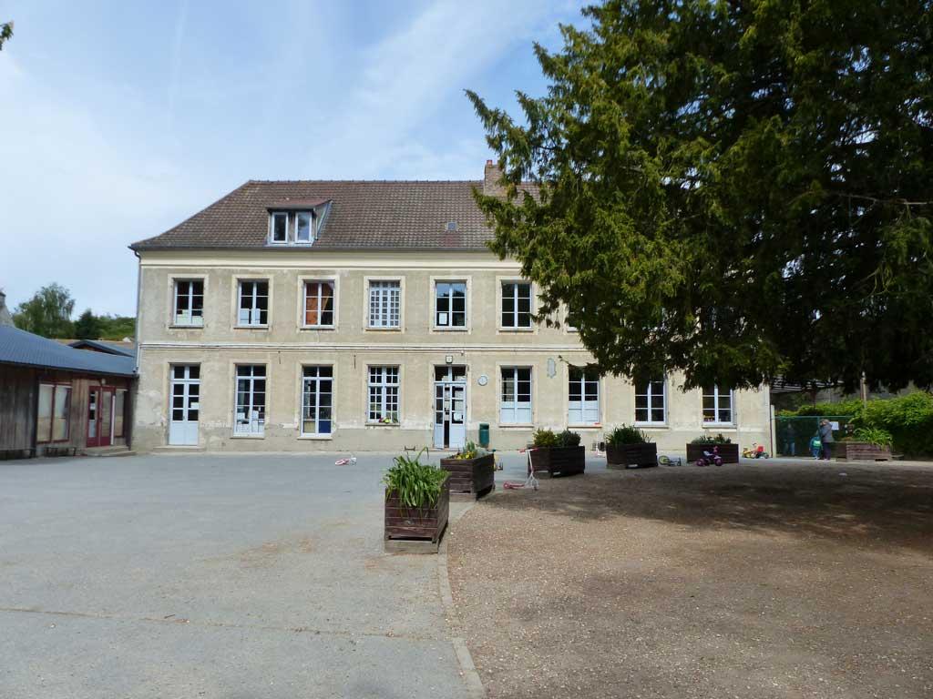 L'école St Thomas Becket organisatrice de l'opération BOL DE RIZ
