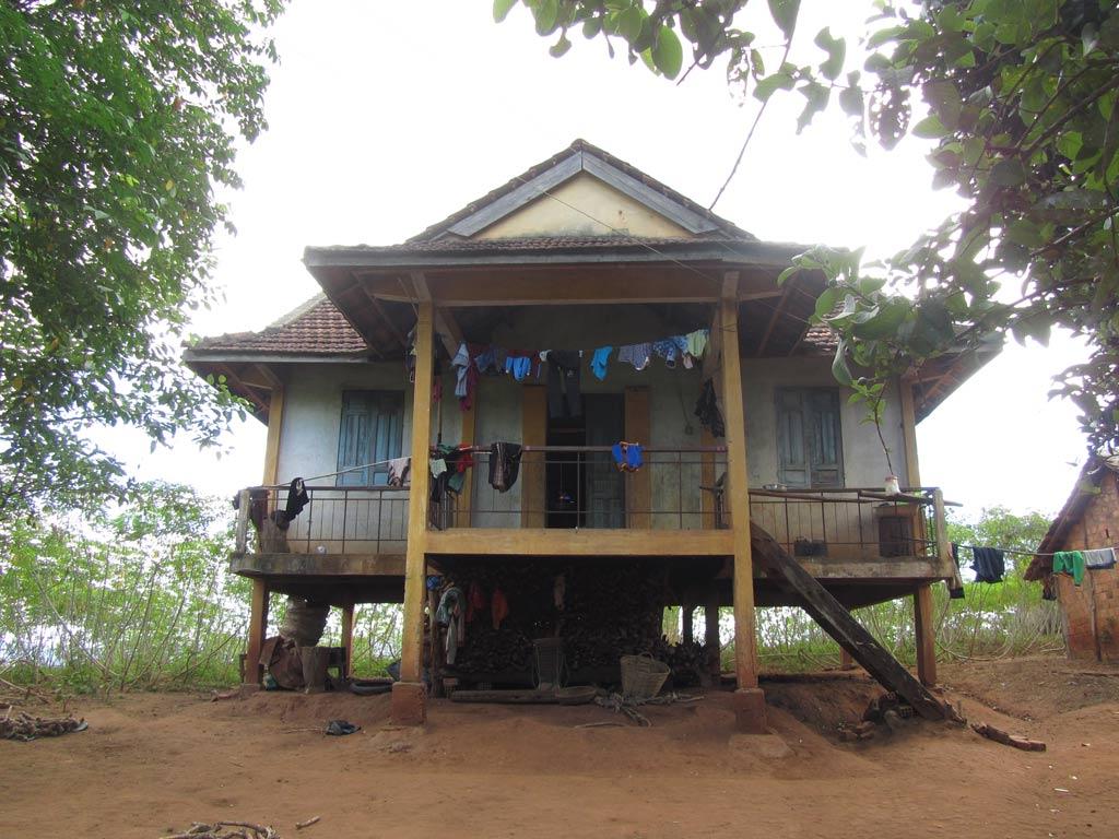 Maison d'habitation montagnarde