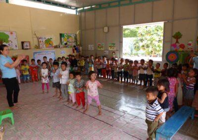 Classe de Montagnards - projet Sao Mai